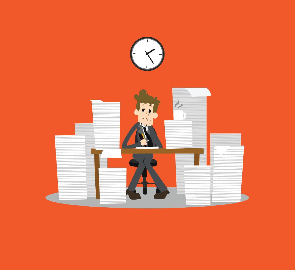 #Cansado de preencher relatórios de vendas?