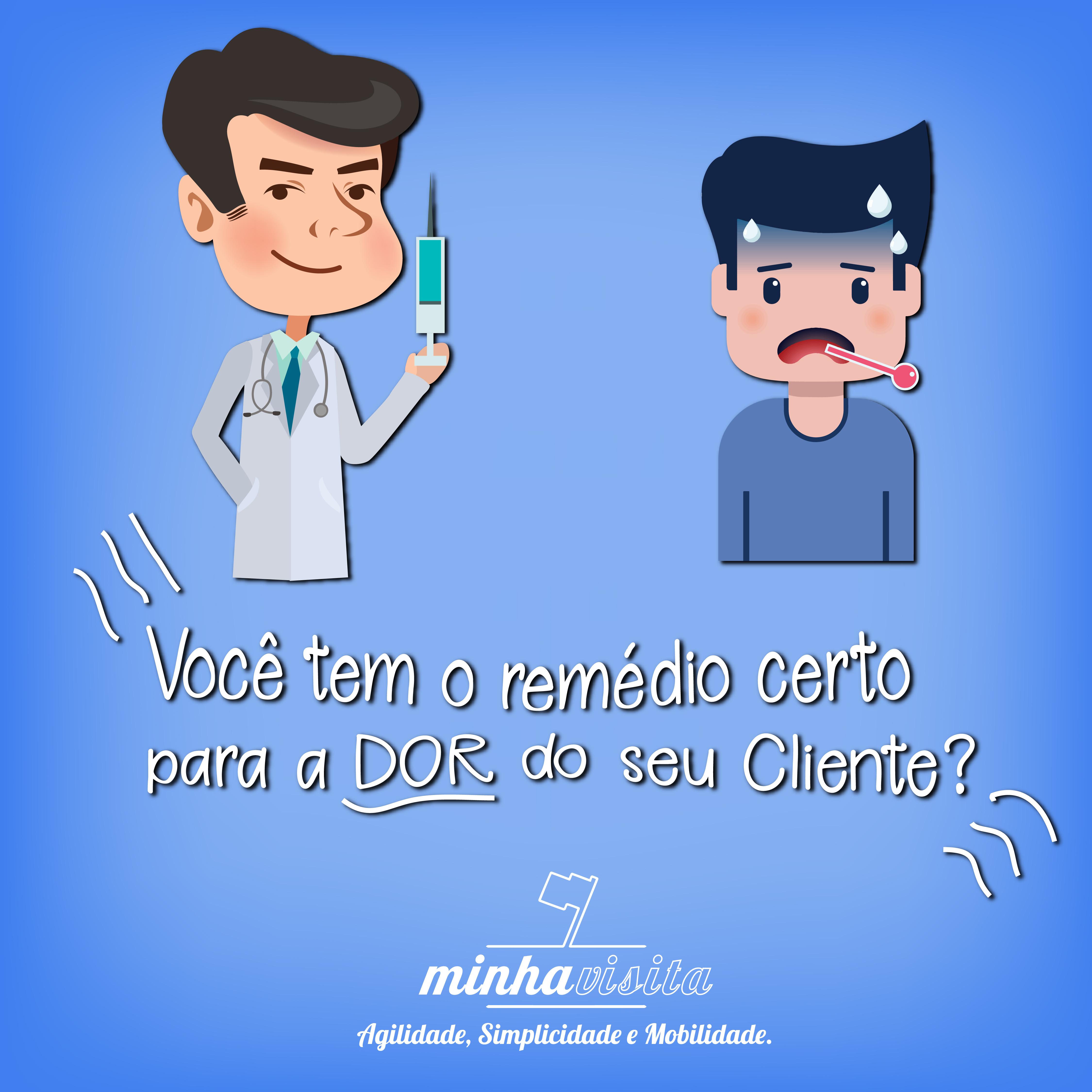 #Você conhece a dor do seu cliente?